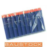 Nerf N-strike Elite refill pack: whistling darts, bullets, 10 pc.