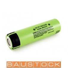 Panasonic NCR18650B 18650 3400mAh 6.8A/12A 3.6V Li-Ion akumulators