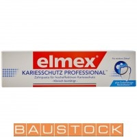 Elmex Kariesschutz professional toothpaste with caries protection, 75ml