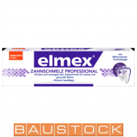 Elmex Zahnschmelz professional toothpaste to protect against the destruction of tooth enamel, 75ml