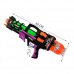 Water Gun Black 1.25l 60cm