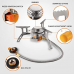 Terra Hiker 3500W Camping Stove with Piezo Ignition