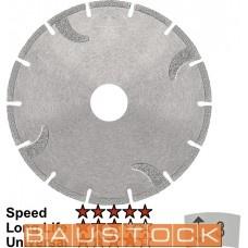 Galvanizēts disks Samedia GAV 125x22