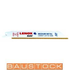 Zoben.asm. metālam  Lenox GOLD 200mm18TPI