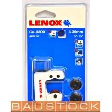Griešanas ierīce caurulēm Lenox Mini 3-30mm