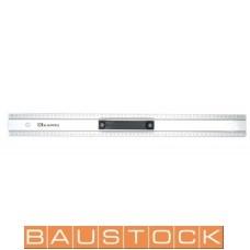 Alumīnija lineāls 80cm ar rokturi