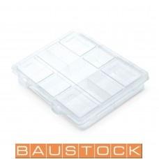 Kaste instrumentiem Unibox R10 245x 135x85