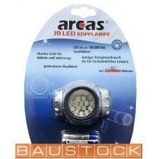 Galvas lukturis 9 LED Arcas