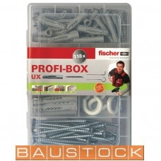 UX Profi-Box komplekts 118 gab.